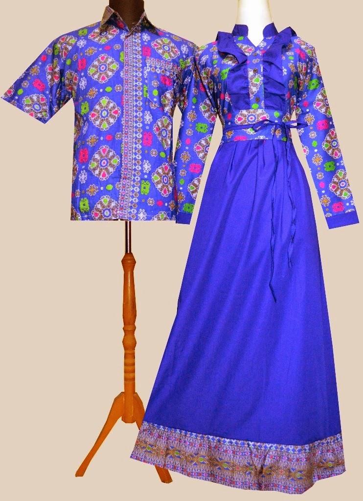 Model baju batik sarimbit 2014 auto design tech Model baju batik gamis