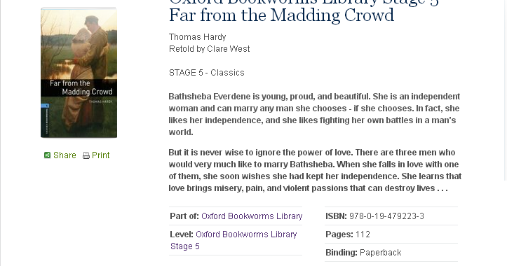 far from the madding crowd 3 essay Far from the madding crowd (1874) is thomas hardy's fourth novel and his first major literary success it originally appeared anonymously as a monthly serial in cornhill magazine, where it gained a wide readership.