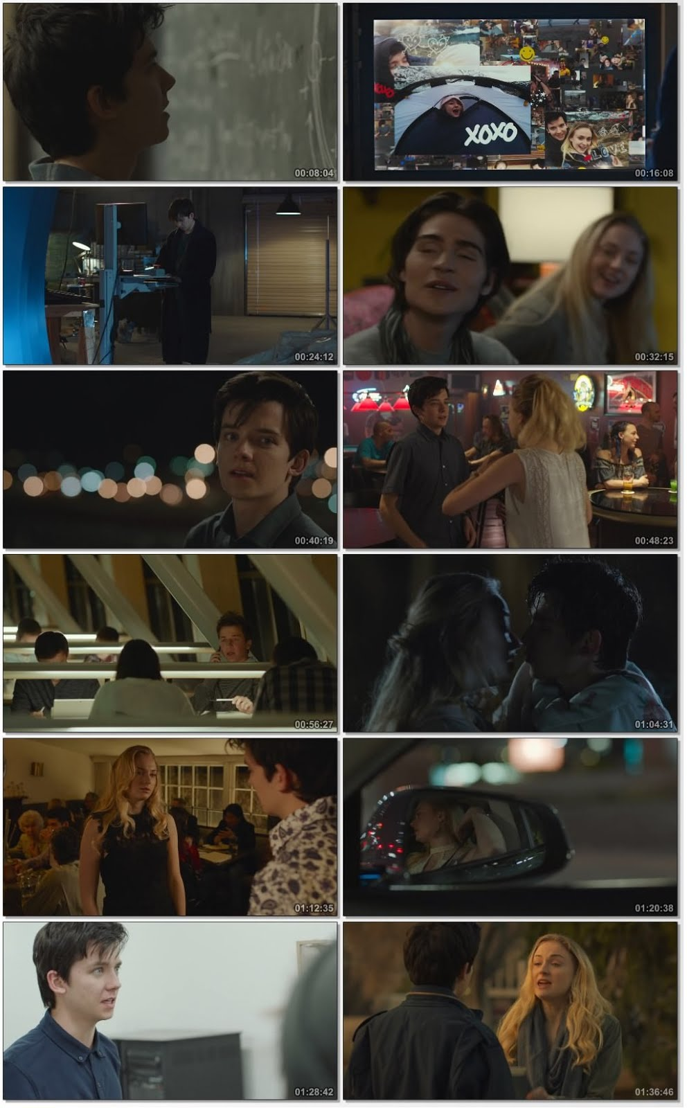 Screen Shot Of Time Freak 2018 Full Movie Download Free Watch Online 300MB