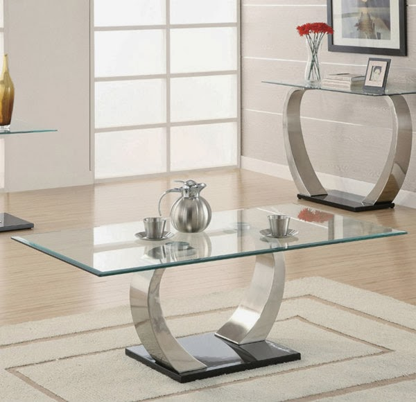 Modern And Elegant Glass Tables Spicytec