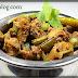 Gavaar chi bhaji (Maharashtrian style cluster bean curry)