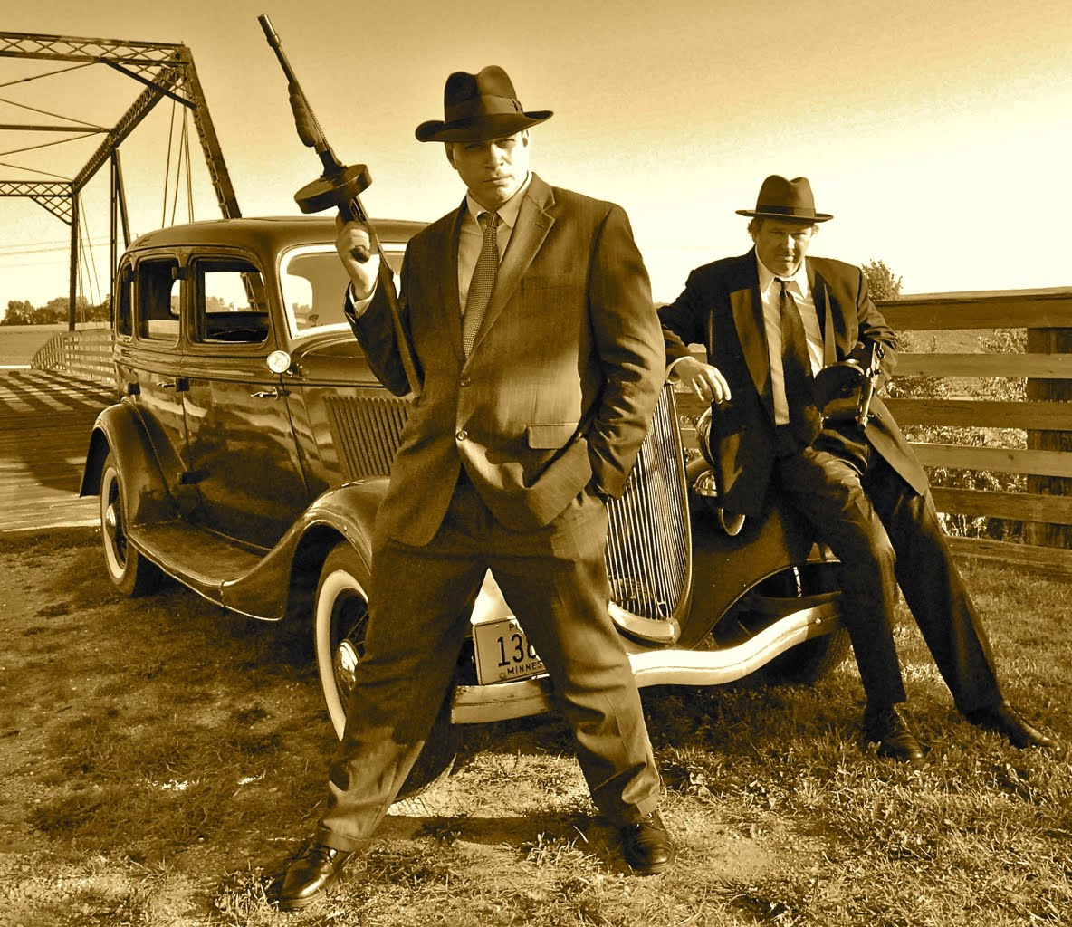 Old Time Gangster, Mobster and Outlaw Names - 38 name list 49