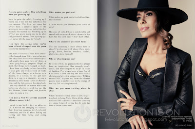 Daniella Alonso Revolution - Bello Magazine