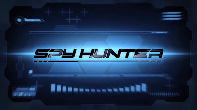 Spy Hunter Logo - We Know Gamers