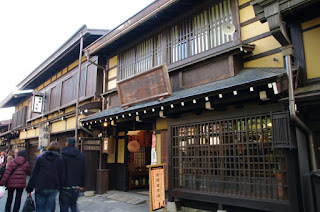 Unique Japan Tours Takayama Old Streets Sake Shop Brewery