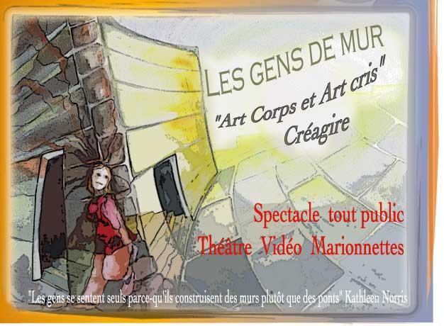 """""""Les gens de mur"""""""