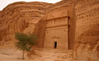 Mengintip Tempat Wisata Potensial di Arab Saudi