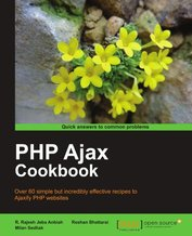 [Image: PHP Ajax Cookbook]