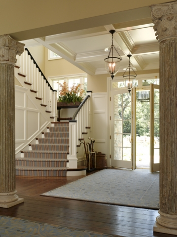 Haus design entryways to envy - Inviting door color ideas for welcoming the guests in sweeter way ...