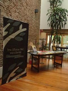 Los Libros del Vendaval. Colegiales, Ciudad Autónoma de Buenos Aires. Argentina