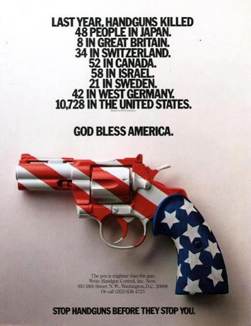 muertos estados unidos US por armas de fuego