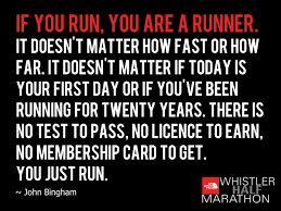 A runner :)