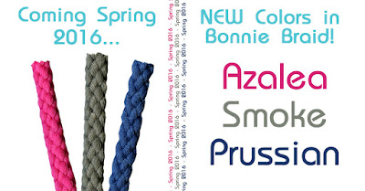 NEW: Azales, Smoke & Prussian Blue, coming Spring 2016!