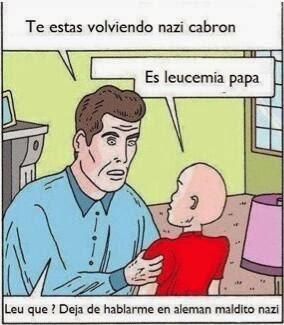 Humor negro para todos! - Página 2 Leucemia