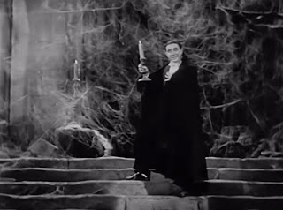 Carlos Villar as Dracula in the 1931 Spanish-language film
