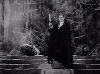 Carlos Villar as Dracula in the 1931 Spanish-language film
