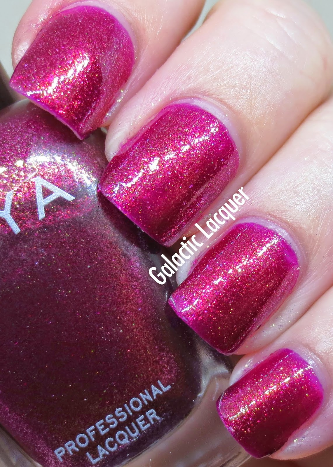 Galactic Lacquer: August 2014