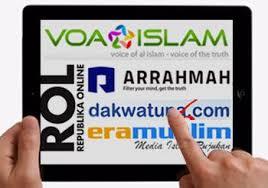 Blokir Situs Islam