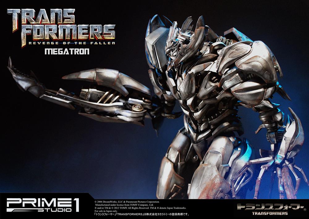 [Prime1Studio] Transformers: Revenge of The Fallen: Megatron Polystone Statue 1363962944_18