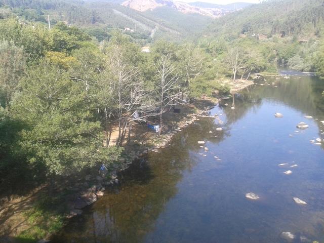 Praia Fluvial da Espiunca