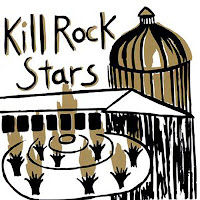 Kill Rock Stars nirvana art sound grunge disque vinyle