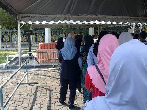 We R Craving For Bubur Lambuk Masjid Negeri Shah Alam