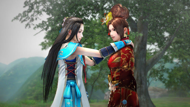 Samurai Warriors 4 Empires historical authenticity