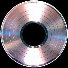 TACHITO MAIZÓN disco de Platino