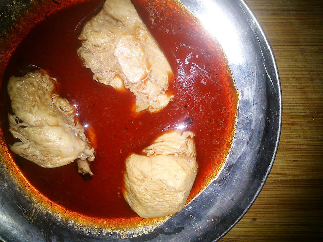 Chicken rogan josh