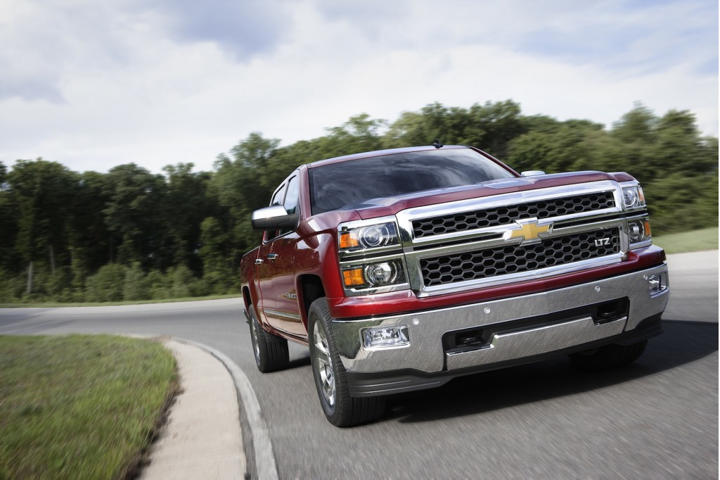 Chevrolet Silverado and GMC Sierra Pickups
