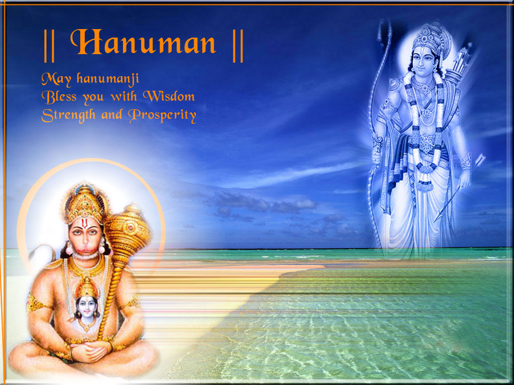 2016 Happy Jai Hanuman Jayanti HD Wallpapers for free download