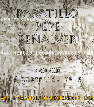 Mercadillos and markets baratillo pepe pe alver - Pepe penalver telas ...