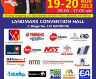 Informasi BANDUNG CAREER EXPO November 2013