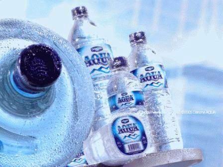 Botol Aqua Bekas
