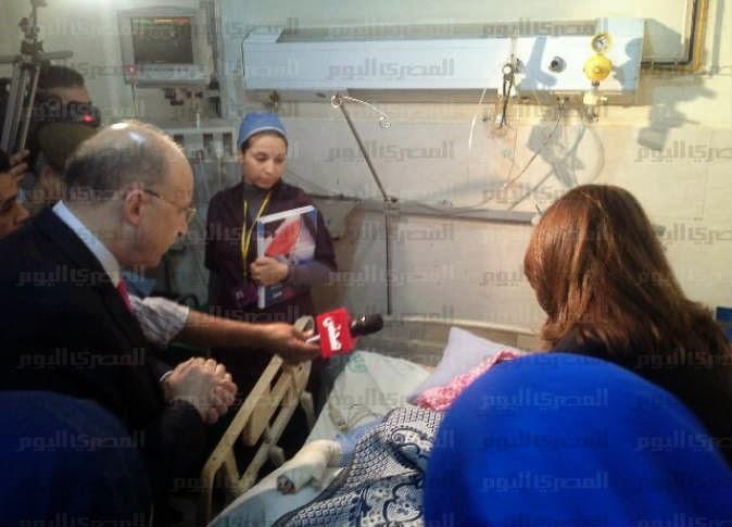 ماذا كانت تفعل الفتاة المتحرش بها في ميدان التحرير