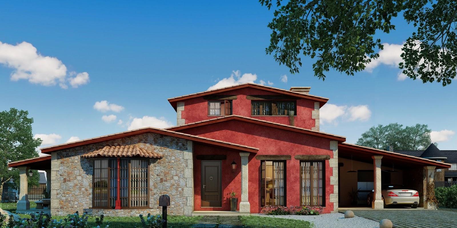 Grupo mera casas r sticas opiniones mera modelo enfesta - Casas rusticas galicia ...