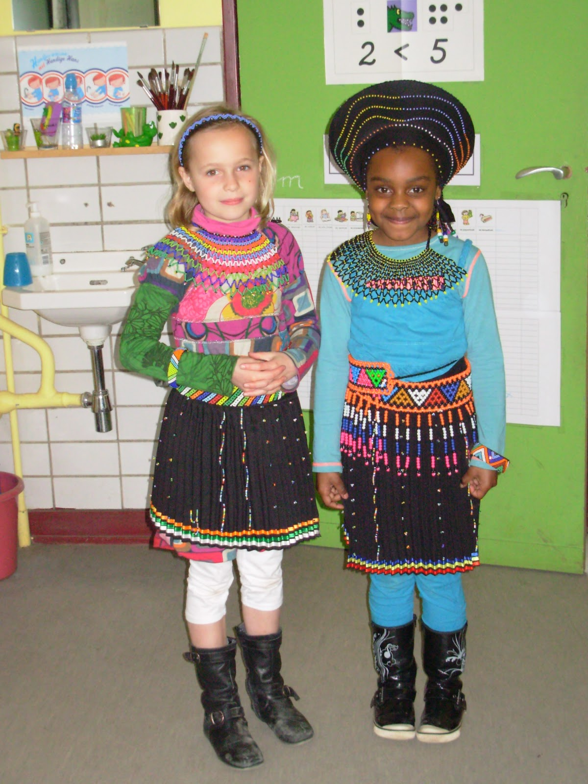 Vijverbeek Goes Afrika Haar Vlechten 252012