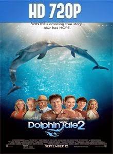 La Gran Aventura de Winter el Delfín 2 HD 720p Latino 2014