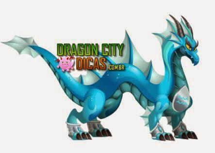Dragão Aquário do Zodíaco