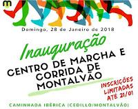 MONTALVÃO (NISA): INAUGURAÇÃO DO CENTRO DE MARCHA E CORRIDA