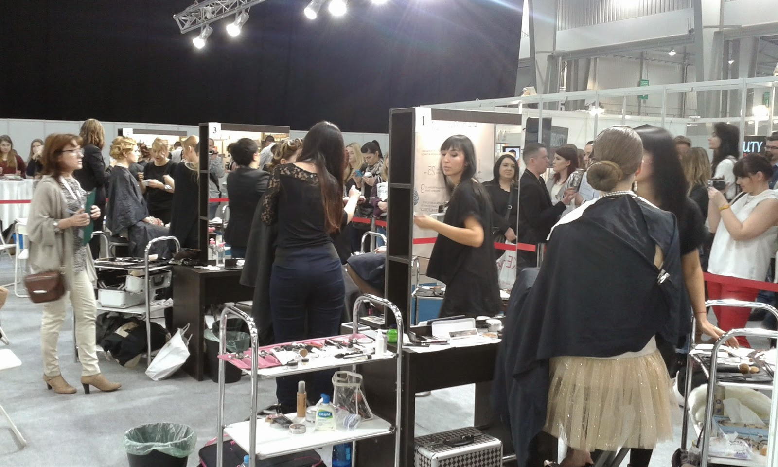 Targi Beauty Forum 2015