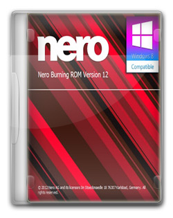 Nero Burning ROM 12.5.01100 + Crack