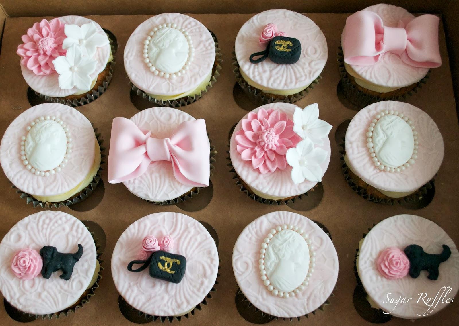 Cupcake Decorating Ideas 21st Birthday : Sugar Ruffles, Elegant Wedding Cakes. Barrow in Furness ...