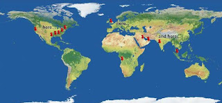 Mustang Engineering has offices worldwide.