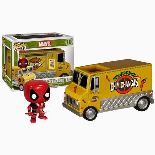 Marvel's Chimichanga Truck Pop! Ride with Deadpool Pop! Vinyl Figure by Funko.jpg