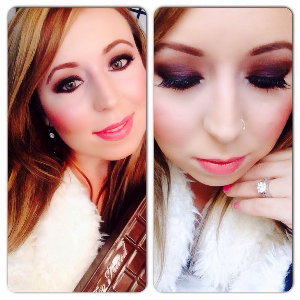 sweet glamour makeup too faced chocolate bar palette makeup too faced chocolate bar palette makeup tutorial baditri Images