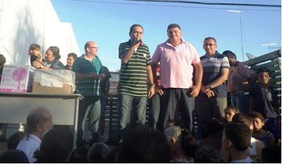 A Prefeitura Municipal de Mari Realizou Evento em Comemoração ao Dia das Mães