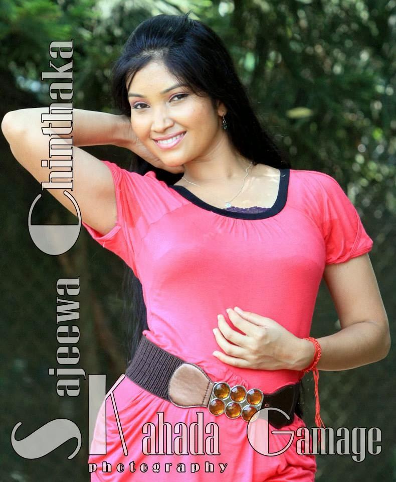 Nadeesha Rangani pink spicy