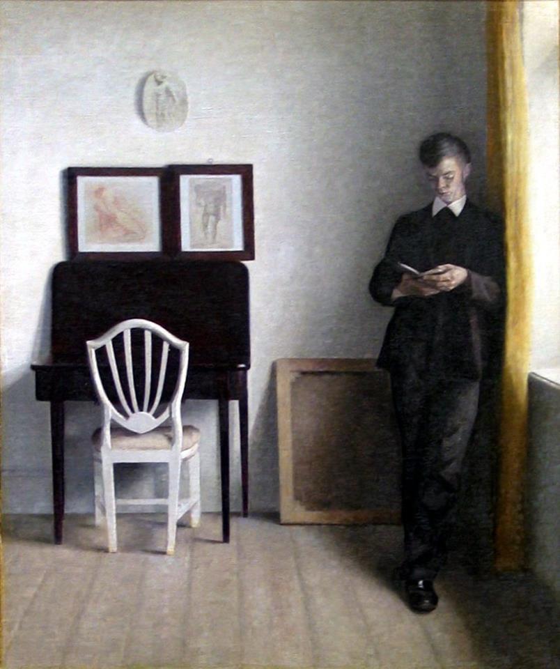 Vilhelm Hammershøi, 1864-1916