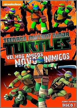 5 Tartarugas Ninjas   Velhos Amigos, Novos Inimigos